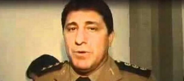 Coronel faz ameaças para Dilma - Imagem/Internet