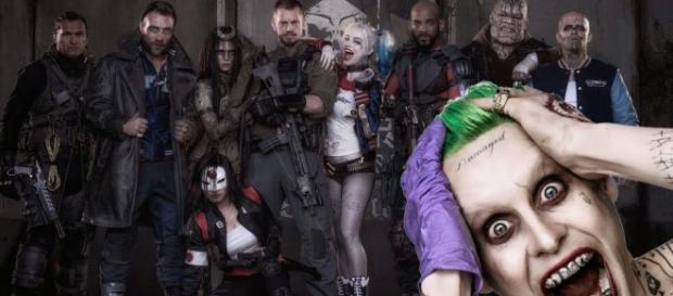 Harley Quinn, Deadshot y El Joke juntos en la gran pantalla.