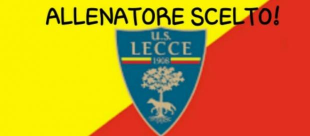 Il Lecce ha scelto il suo allenatore.