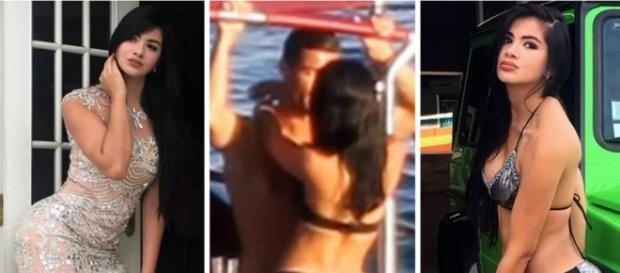Paula Suarez, la novia de Ronaldo