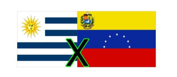 Uruguai x Venezuela, partida ao vivo na TV, online ou grátis