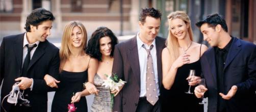 A lo largo de diez años, sentimos que nosotros también formábamos parte de ese grupo de amigos