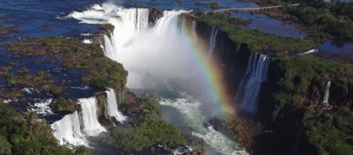 Foz de Iguaçu possui uma beleza irresistível.