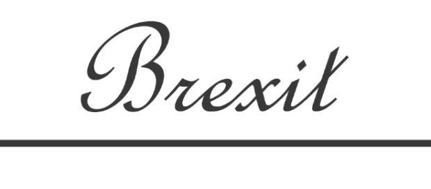 Brexit, nuova parola 'macedonia'