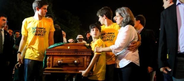 Eduardo Campos era candidato à Presidência da República