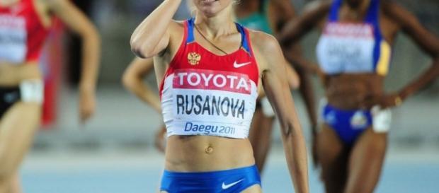 La IAAF permite a la atleta rusa Yulia Stepanova competir como atleta independiente