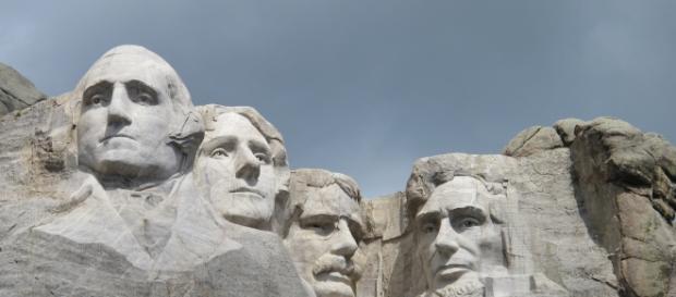 Mount Rushmore. U.S. Department of the Interior/Flickr.