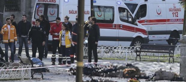 Nueve de los diez muertos en el atentado de Estambul son turistas ... - elconfidencial.com