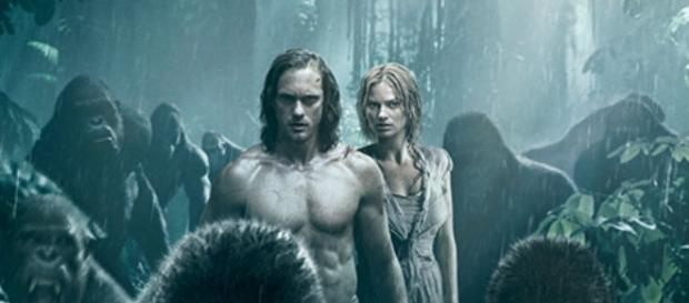 Alexander Skarsgård plays Tarzan/Photo via Warner Bros. Pictures