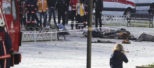 Turquía ataque suicida muertos fotos videos | Foto 1 de 10 ... - trome.pe