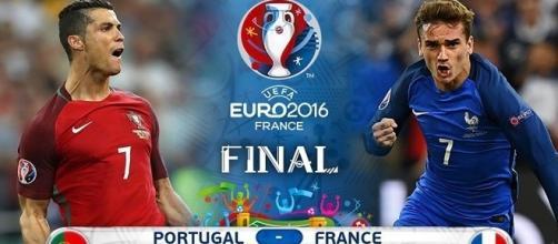 Diretta live Portogallo-Francia, finale Euro 2016 oggi 10 luglio.