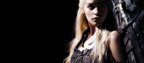 Emilia Clarke es Daenerys Targaryen/ HBO