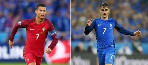 Euro 2016 Final – Match Preview – Portugal vs France – Photo: outside90.com