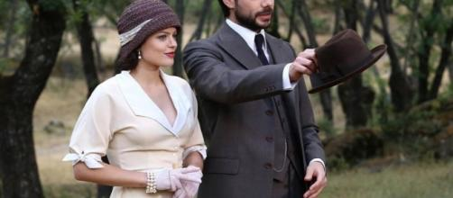Il Segreto: Sol e Lucas sono i nuovi protagonisti in Spagna ... - melty.it