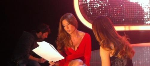 La giornalista e conduttrice Selvaggia Lucarelli