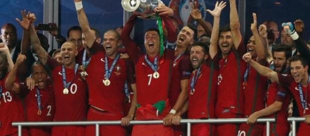 Com o placar de 1x0, Portugual conquista sua primeira Eurocopa