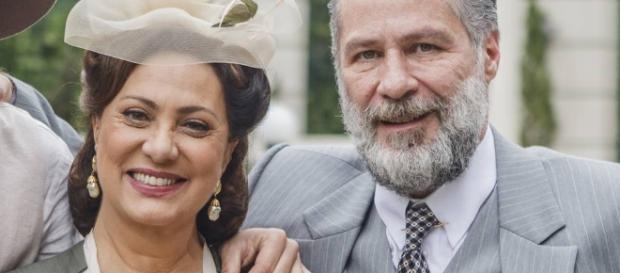 Ernani pedirá Anastácia em casamento