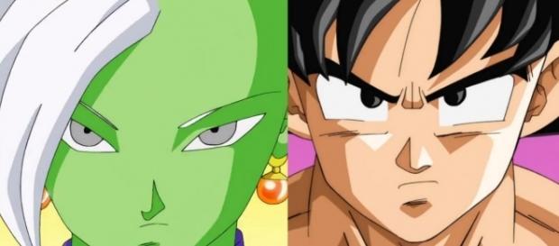 Goku tendría una pelea contra Zamasu