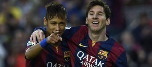 Neymar lamenta aposentadoria de Messi e diz que futebol não será mais o mesmo