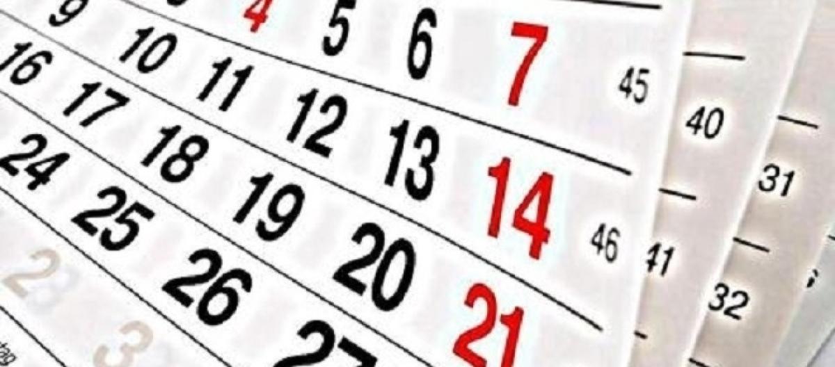 Calendario Scolastico Regione Molise.Calendario Scolastico 2016 7 Data Inizio Fine Lezioni E