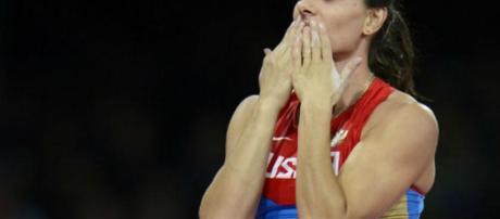 La IAAF prohíbe a Yelena Isinbayeva y a otros 66 atletas rusos competir en los JJOO de Río