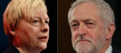 After securing the necessary nominations, Angela Eagle launches an official challenge against Jeremy Corbyn's leadership of the Labour Party