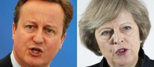 Cameron renuncia a favor de May