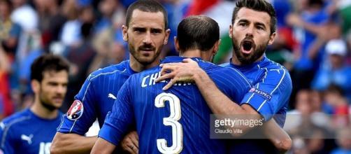 La BBC: Bonucci, Chiellini e Barzagli