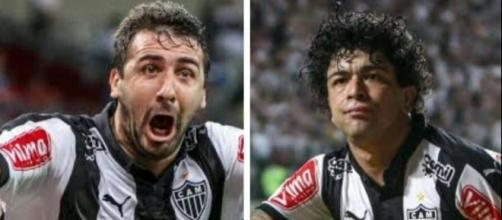 Lucas Pratto e Luan do Atlético Mineiro poderão voltar ao time principal neste dia 18
