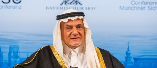 Prince Turki Al bin Faisal Al Saud at security conference in Munich Von Mueller / MSC, CC BY 3.0