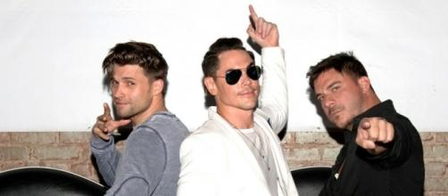 The vanderpump rules crew gathered for tom sandoval's epic ... - scoopnest.com