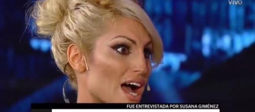 Vicky Xipolitakis le contó todo a Susana