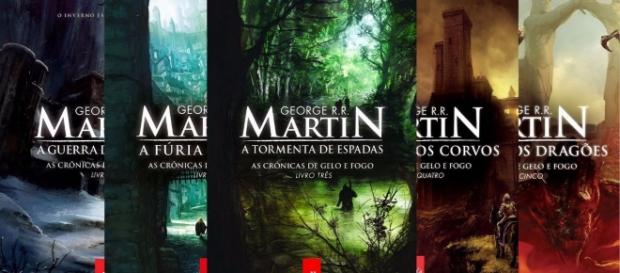 As Crônicas de Gelo e Fogo vs Game of Thrones