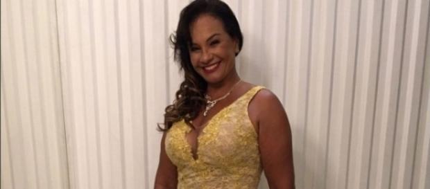 Atriz Solange Couto atualmente atua em 'Malhação'
