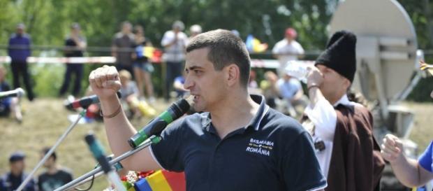 George Simion, liderul unioniştilor din România