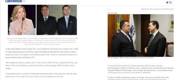 Gleisi e a polêmica indicação de Ministro