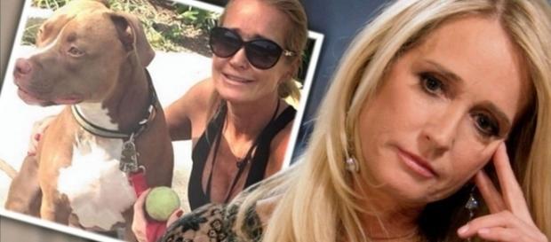 Kim Richards' Friend Claims She Was Also Mauled By Her Pitbull ... - radaronline.com