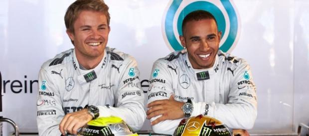 News: Lewis Hamilton and Nico Rosberg, New IWC Ambassadors ... - watchcollectinglifestyle.com