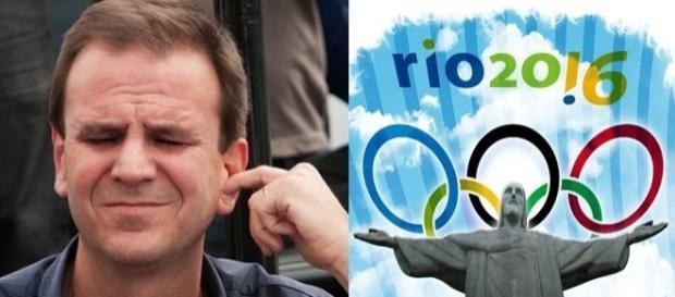 Prefeito do Rio teria desdenhado das Olimpíadas (Reprodução/Internet)