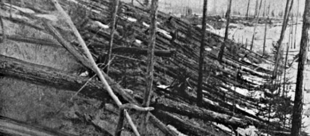 Tunguska, cea mai mare explozie din istorie