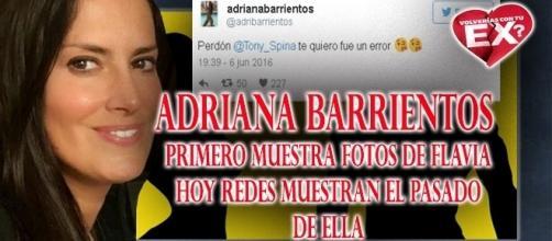 Adriana contra Flavia y Anita A.