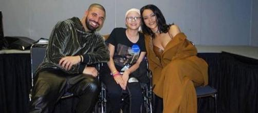 Drake and Rihanna remember fan who passes due to cancer