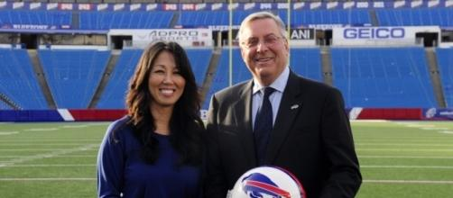 From orphan to NFL owner - democratandchronicle.com