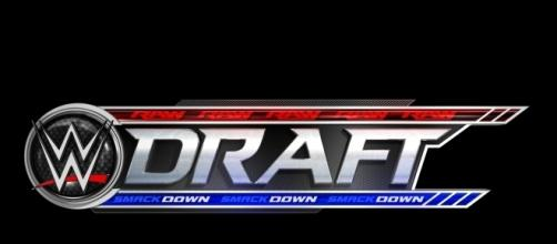 Official logo of the 2016 WWE Draft. Photo courtesy of WWE.Com