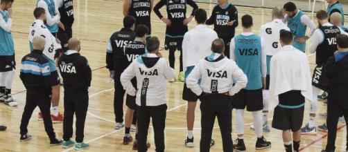Sergio Hernández hizo el primer corte en el seleccionado argentino rumbo a los JJOO de Río
