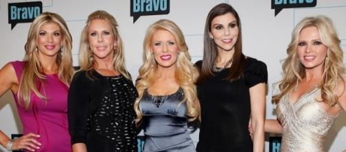 Vicki Gunvalson And Gretchen Rossi React To Alexis Bellino's 'WWHL ... - inquisitr.com