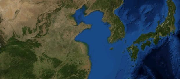 El Mar de China, territorio en conflicto.