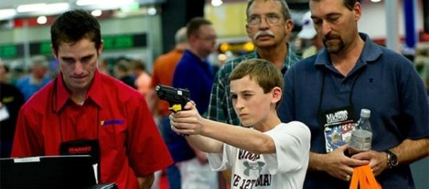El porte armas en Estados Unidos sigue incrementando las muertes en el país