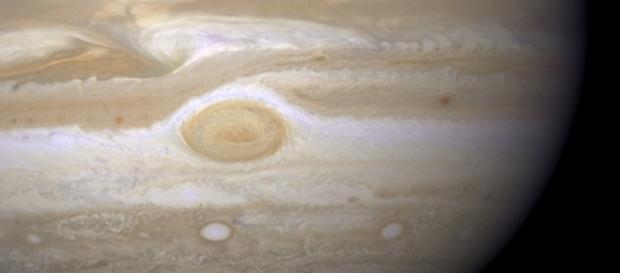 Jupiter's largest moon/ Photo via NASA Goddard Space Flight Center, Flickr