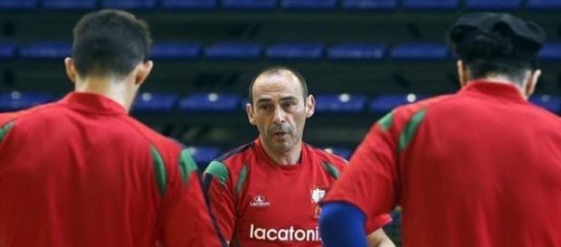 Luis Sénica procura levar Portugal à conquista do Europeu